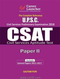 UPSC CSAT Civil Services Aptitude Test Preliminary Examination