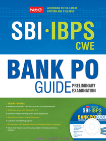 SBI IBPS CWE Bank PO Guide Preliminary Examination
