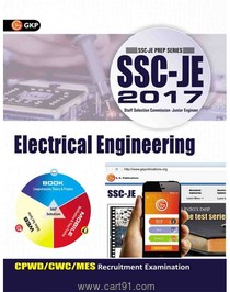 SSC JE Electrical Engineering CPWD CWC MES Recruitment Examination