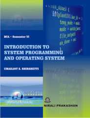 Introduction To System Programming And Operating System