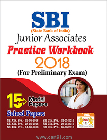 SBI Junior Associates Practice Workbook Preliminary Exam (English)
