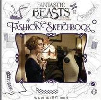 Fantastic Beasts Fashion Sketchbook