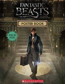 Fantastic Beasts Poster Book