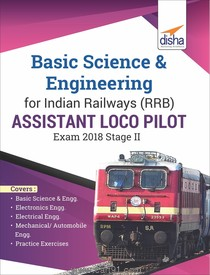Basic Science And Engineering for Indian Railways (RRB) Assistant Loco Pilot Exam Stage II
