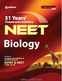 NEET Biology 31 Years Chapterwise Solutions