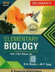 Elementary Biology Vol. 1
