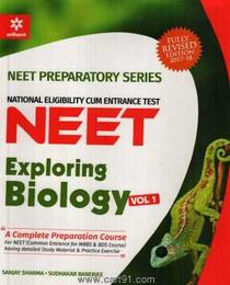 NEET Exploring Biology Vol 1