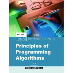 PRINCIPLES OF PROGRAMMING ALGORITHMS