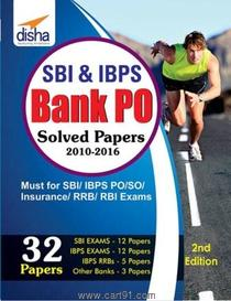 SBI And IBPS Bank PO Solved Papers