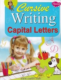Cursive Writing Capital Letters