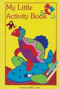 My Little Activity Book