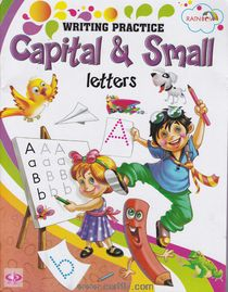 Writing Practice Capital & Small Letters