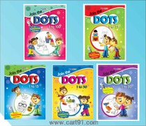 Wordsmith Publications Activity Books And Join the Dots Book Series (5 books )