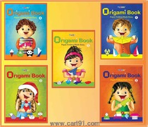 Wordsmith Publications Activity Books And Origami Book Set (5 Books)