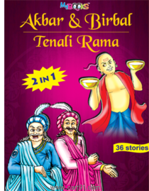 2 in 1 Akbar Birbal And Tenali Rama