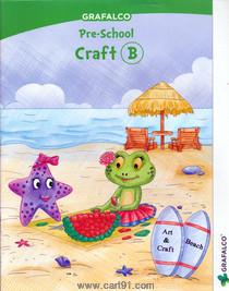 Grafalco Pre School Craft - B