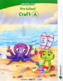 Grafalco Pre School Craft - A