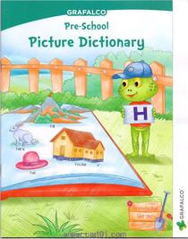 Grafalco Pre School Picture Dictionary