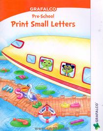 Grafalco Pre School Print Small Letters