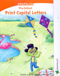Grafalco Pre School Print Capital Letters