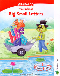 Grafalco Pre School Big Small Letters