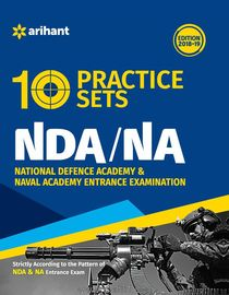 10 Practice Sets NDA And NA Entrance Exam