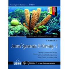 ANIMAL SYSTEMATICS & DIVERSITY - I