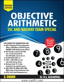 Objective Arithmetic SSC And Railway Exam Special