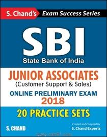 SBI Junior Associate (Customer Support And Sales) Online Preliminary Exam