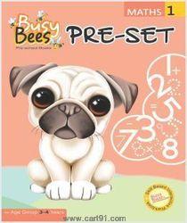 Busy Bees Pre-Set Maths 4