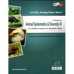 ANIMAL SYSTEMATICS & DIVERSITY IV