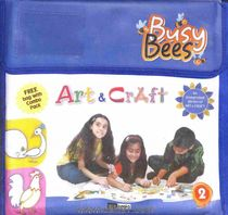 Busy Bees Art And Craft 2