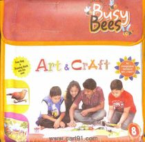 Busy Bees Art And Craft 8
