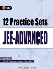 12 Practices Sets JEE Advanced