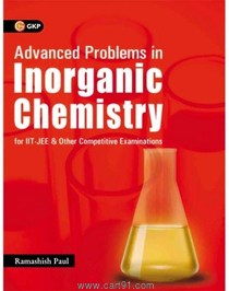 Advanced Problems in Inorganic Chemistry For IIT Jee