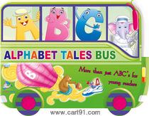 Alphabet Tales Bus