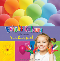 Koral Books Bright Colours