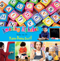 Koral Books Amazing Alphabets