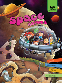 Koral Books Space Heroes